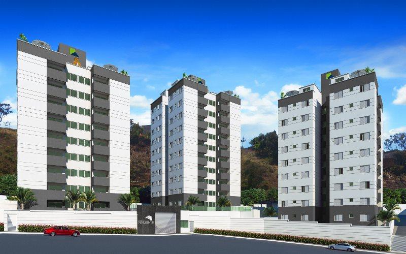 Apartamento no Teixeira Dias - 4243