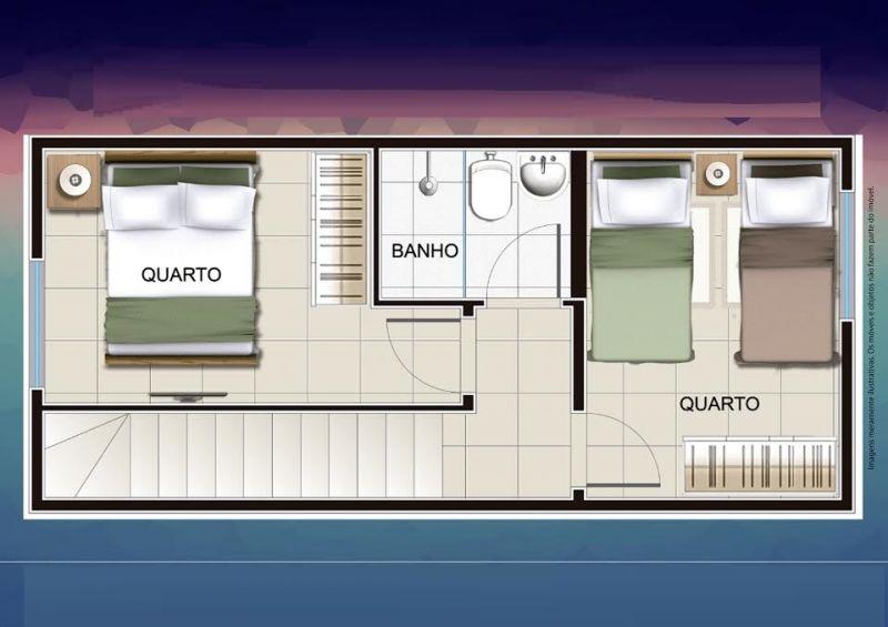 Casa geminada no Jaqueline - 6542