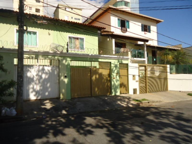 Casa geminada no São João Batista - 6679
