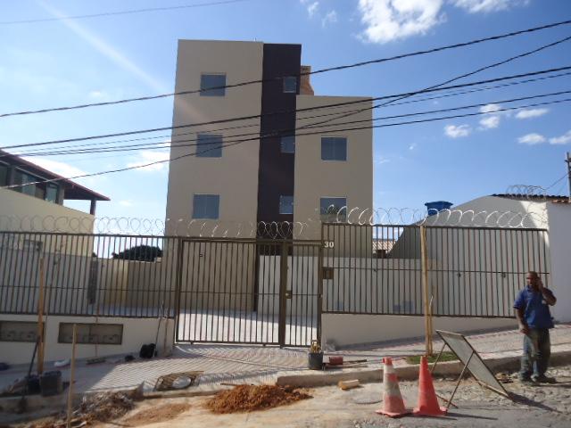 Apartamento com área privativa no Céu Azul - 7579