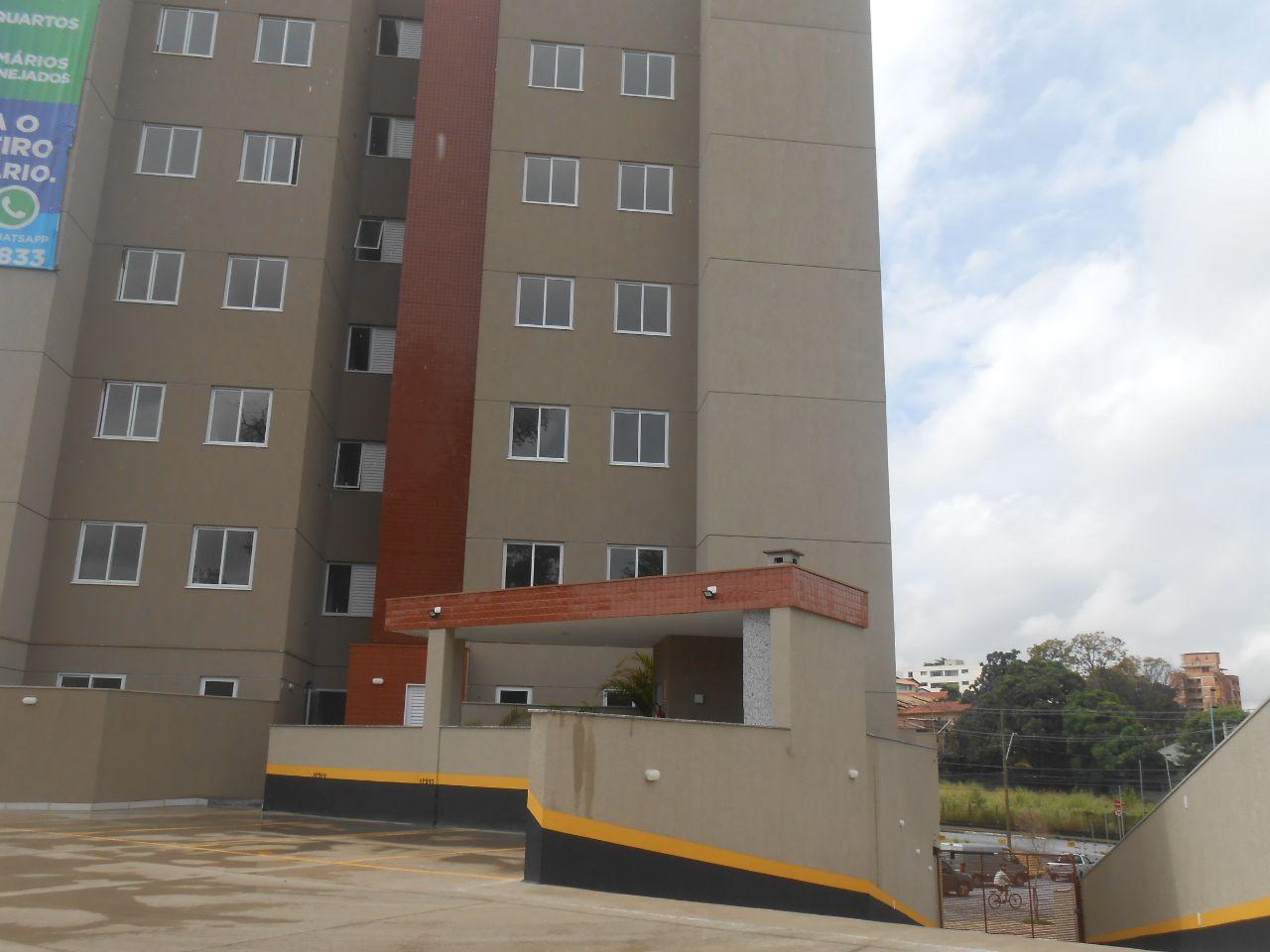 Apartamento com área privativa no São João Batista - 7792