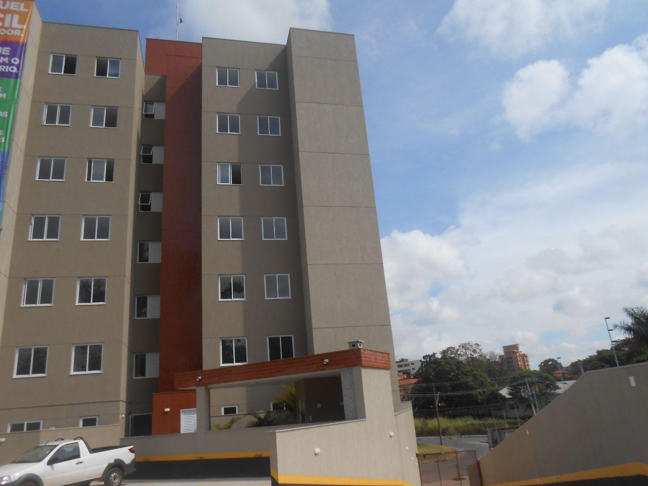 Apartamento com área privativa no São João Batista - 7804