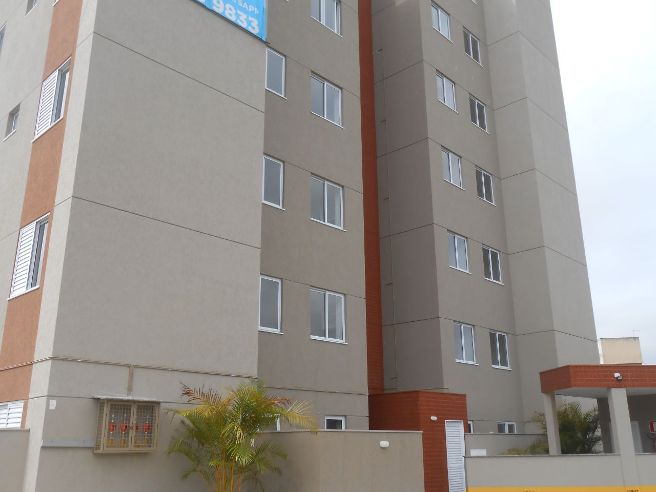 Apartamento com área privativa no São João Batista - 7810