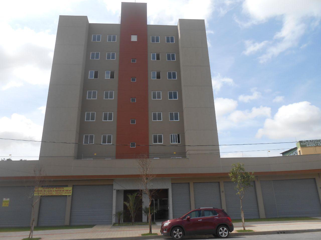 Apartamento com área privativa no São João Batista - 7812
