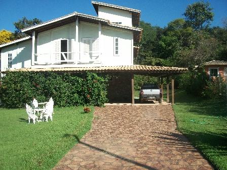 Casa em condomínio no Cond.  Bouganville - 1240