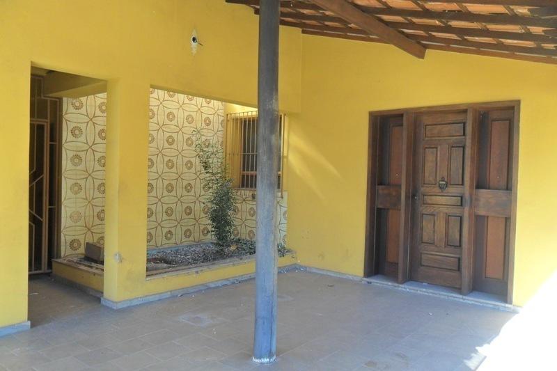 Casa comercial no Centro - 4673