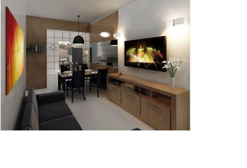 Casa geminada no Jaqueline - 6524