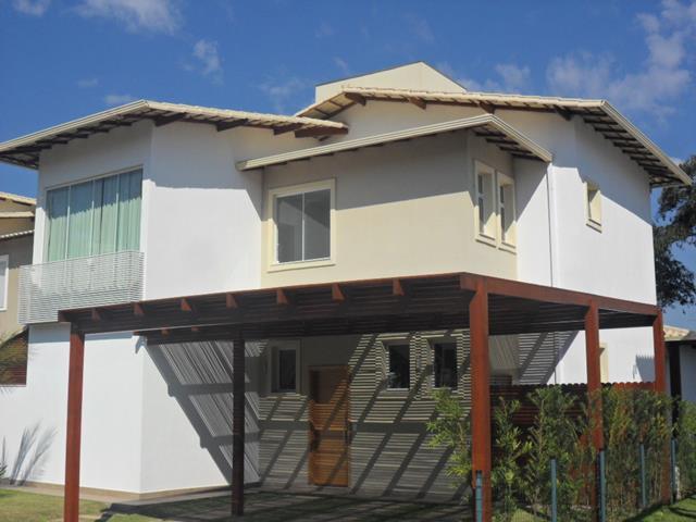 Casa em condomínio no Trevo - 7183