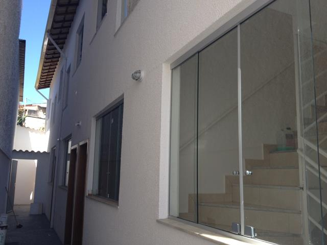 Casa geminada no S�o Benedito - 7248