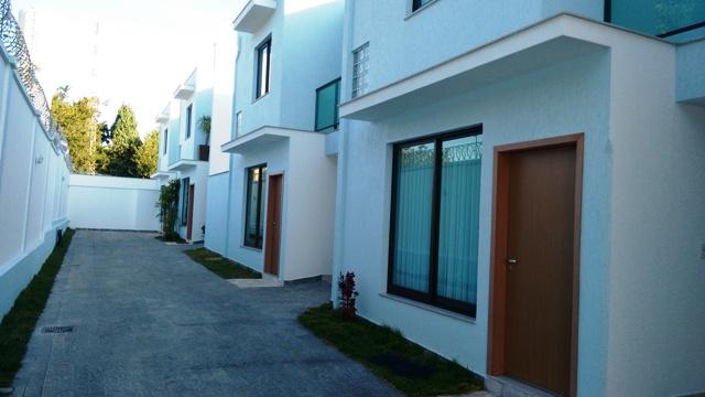 Casa geminada no Trevo - 7271