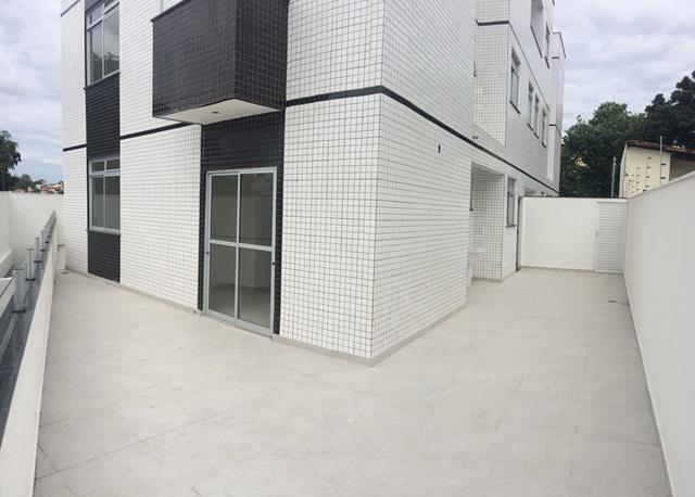 Apartamento com área privativa no Vila Cloris - 8354