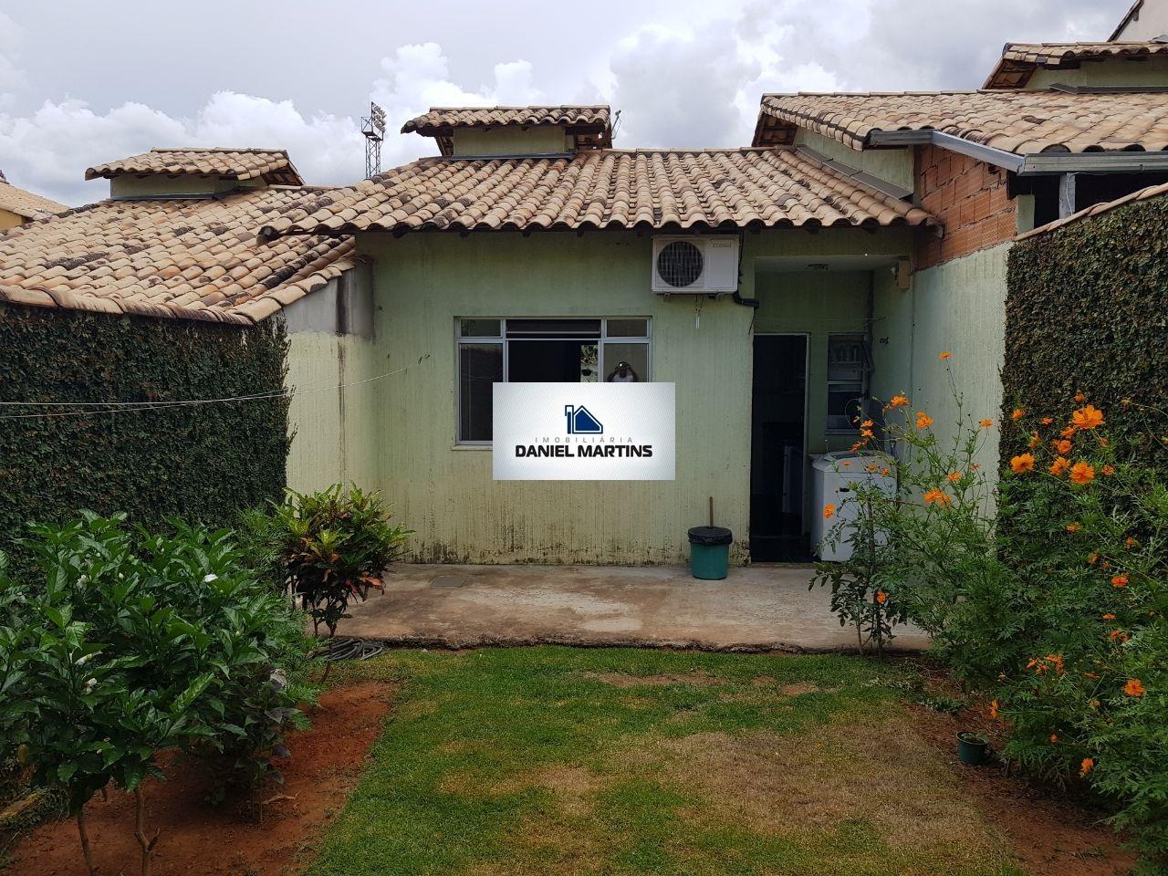 Casa geminada no Santa Mônica - 8462