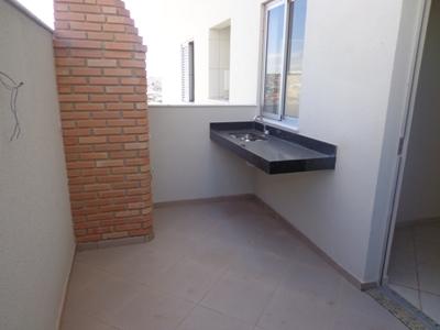 Apartamento com área privativa no Manacás - 1627
