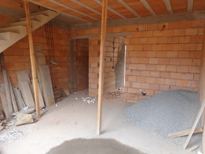 Casa geminada no Jardim Balneário - 4517