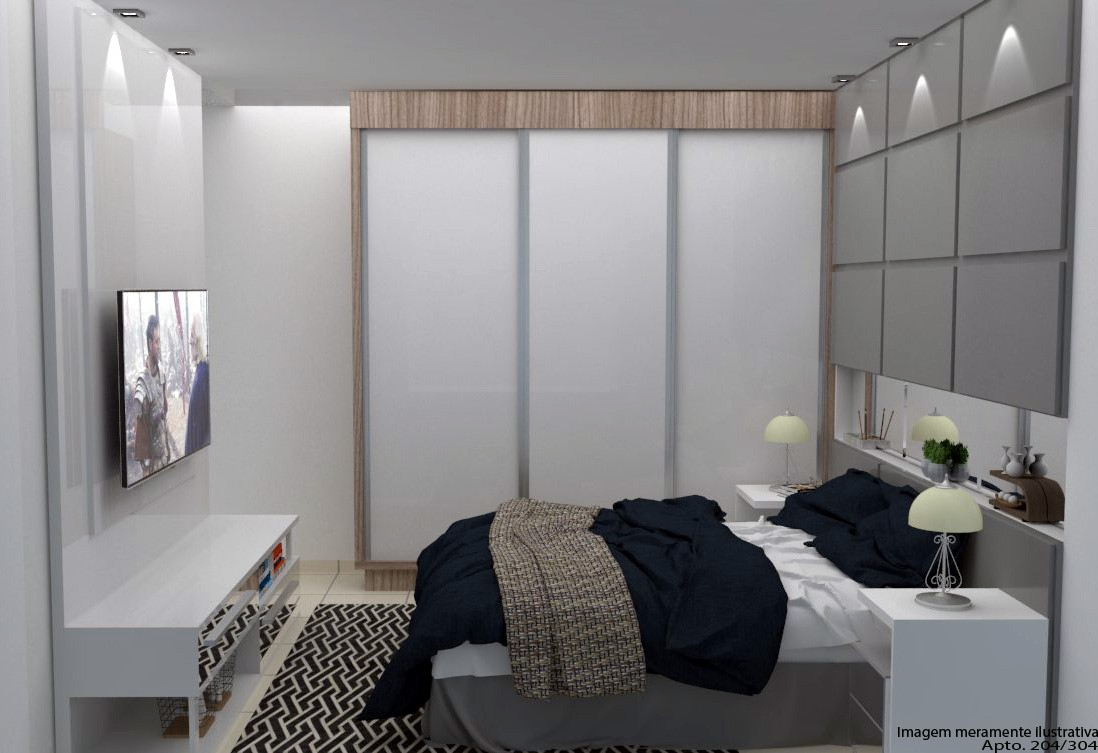 Apartamento no Xangrilá - 5913