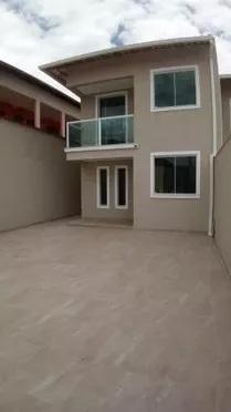 Casa geminada no Santa Mônica - 2434
