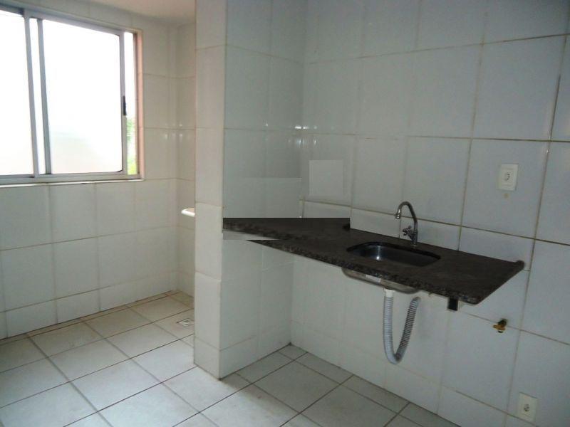 Apartamento no Santa Mônica - 1496