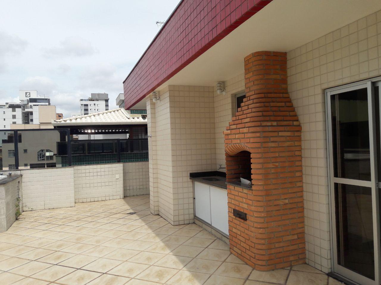 Cobertura Duplex no Castelo - 677