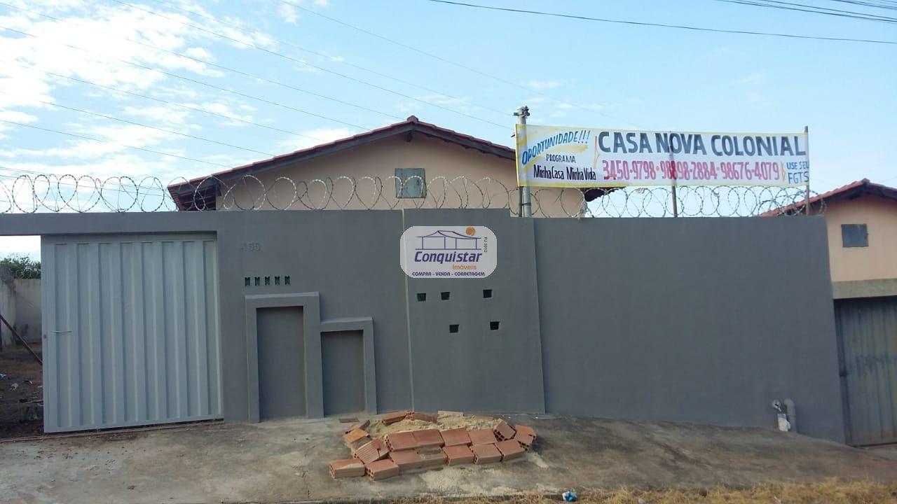 Casa geminada - Paraíso Das Piabas (Justinópolis) - Ribeirão Das Neves - R$  125.000,00