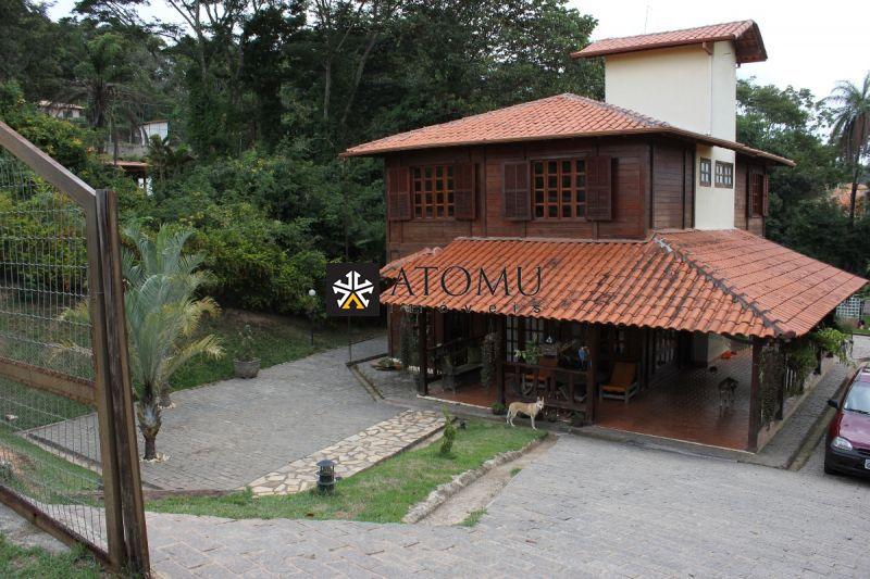 Casa em condomínio - Cond. Solar Das Palmeiras - Esmeraldas - R$  650.000,00