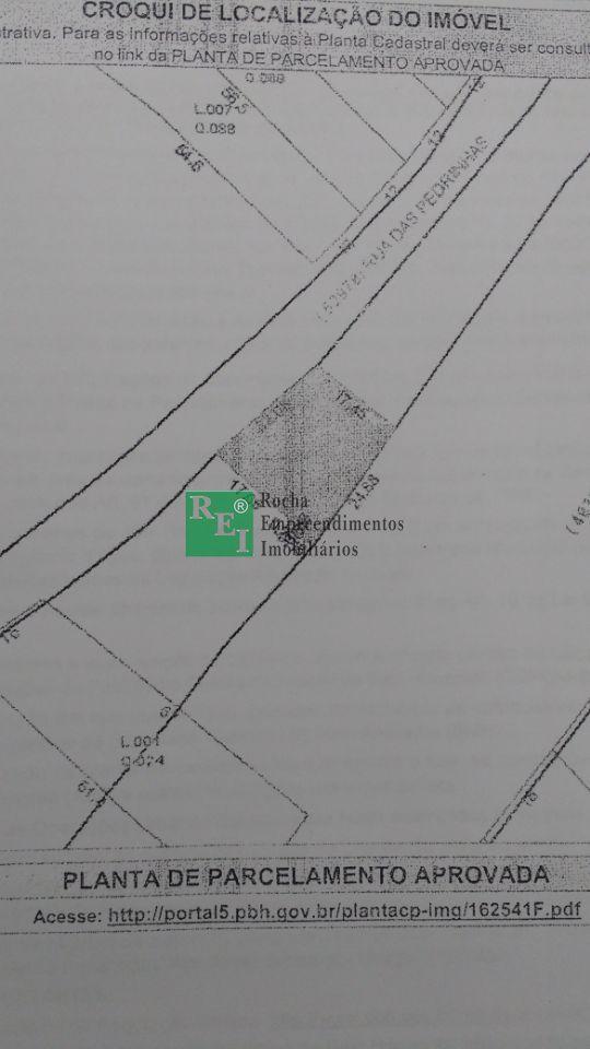 Terreno / Área - Planalto - Belo Horizonte - R$  1.200.000,00
