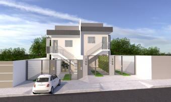 Casa geminada   Bandeirinhas (Betim)   R$  175.000,00