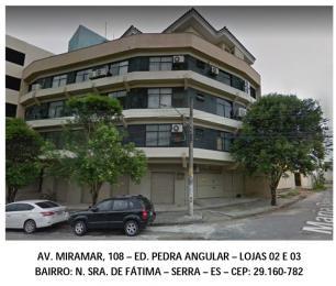 Loja   De Fátima (Serra)   R$  1.200,00