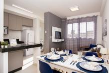 Apartamento   São Geraldo (Belo Horizonte)   R$  256.544,00