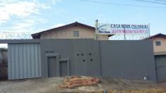 Casa geminada   Paraíso Das Piabas (Justinópolis) (Ribeirão Das Neves)   R$  125.000,00