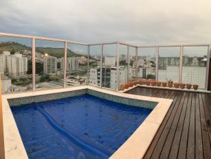 Cobertura   Castelo (Belo Horizonte)   R$  1.300.000,00