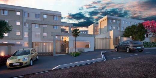 Apartamento   Cabral (Contagem)   R$  183.493,00
