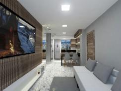 Apartamento   Santa Efigênia (Belo Horizonte)   R$  373.425,37