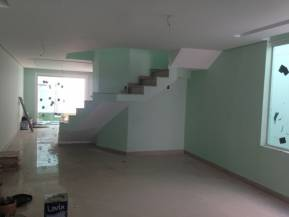 Casa geminada   Europa (Contagem)   R$  550.000,00