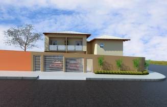 Casa geminada   Liberdade (Santa Luzia)   R$  215.000,00