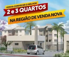 Apartamento   Paraíso Das Piabas (Justinópolis) (Ribeirão Das Neves)   R$  124.000,00
