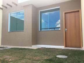 Casa geminada   Novo Centro (Santa Luzia)   R$  270.000,00