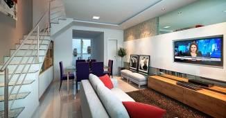 Casa geminada   Santa Amélia (Belo Horizonte)   R$  375.000,00