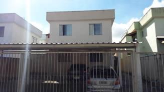 Casa geminada coletiva   Botafogo (Justinópolis) (Ribeirão Das Neves)   R$  155.000,00