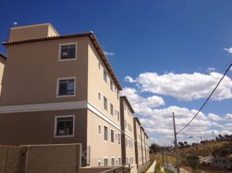 Apartamento   Granja S�o Jo�o (Betim)   R$  400,00