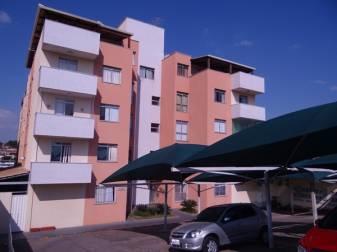 Apartamento com �rea privativa   Alvorada (Contagem)   R$  260.000,00