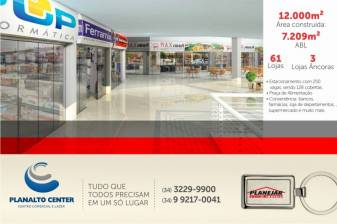 Loja   Planalto (Uberl�ndia)   R$  1.010,40