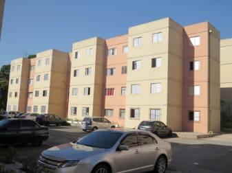 Apartamento   Parque Pinheiros (Taboão Da Serra)   R$  185.000,00