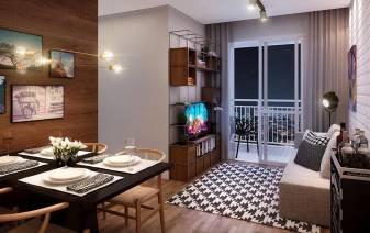 Apartamento   Jardim Monte Alegre (Taboão Da Serra)   R$  265.000,00