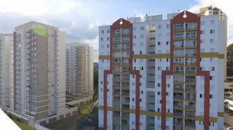 Apartamento   Parque Taboão (Taboão Da Serra)   R$  240.000,00