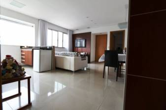 Apartamento   Funcionários (Belo Horizonte)   R$  850.000,00