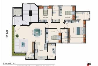 Apartamento   Liberdade (Belo Horizonte)   R$  815.000,00
