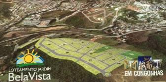 Lote   Jardim Bela Vista (Congonhas)   R$  90.000,00