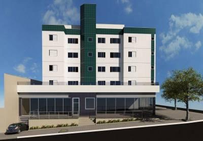 Apartamento de 41,00m²,  à venda