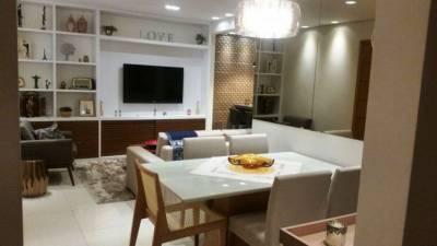 Apartamento de 89,20m²,  à venda
