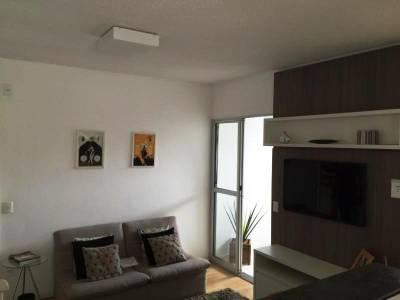 Apartamento de 45,77m²,  à venda